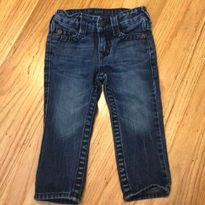 Boys 2t True Religion jeans